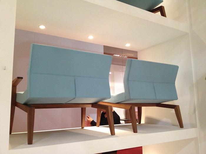 Canapés, Billiani, Italie  - Milan Design Week