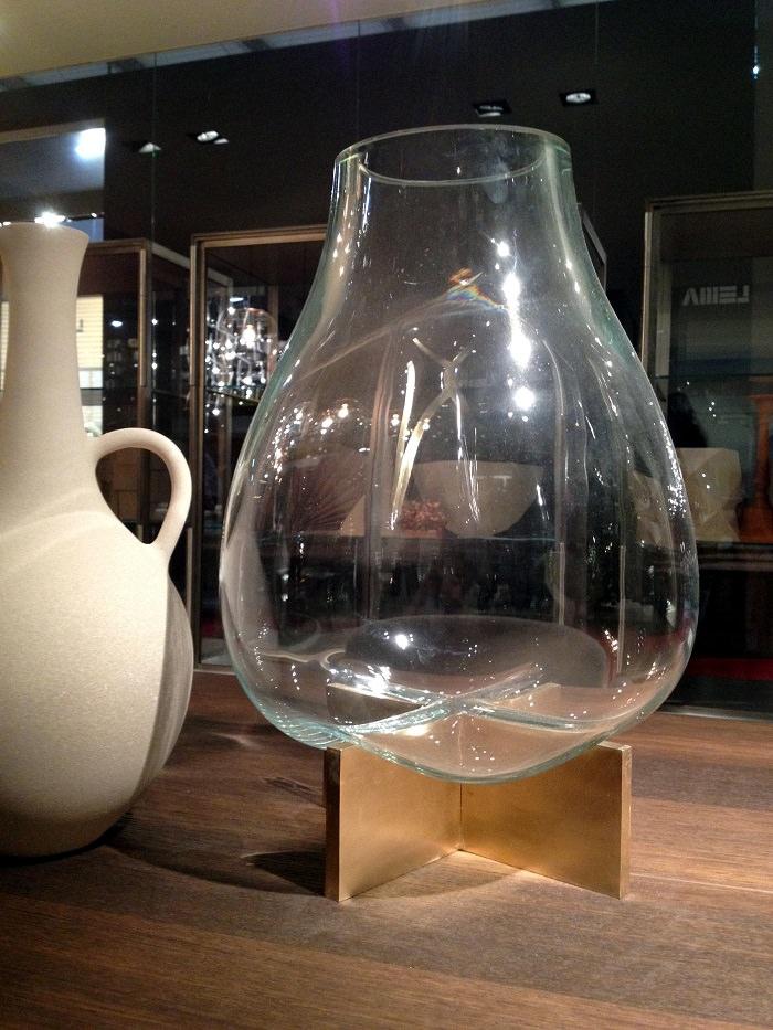 Vase chez Lema - Salone del Mobile 2014