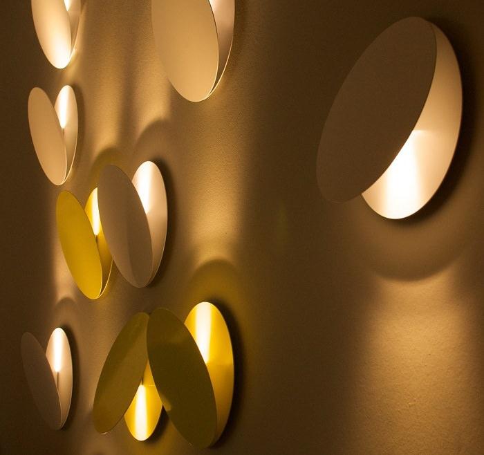 Appliques « papillonesques » chez e15  - Milan Design Week