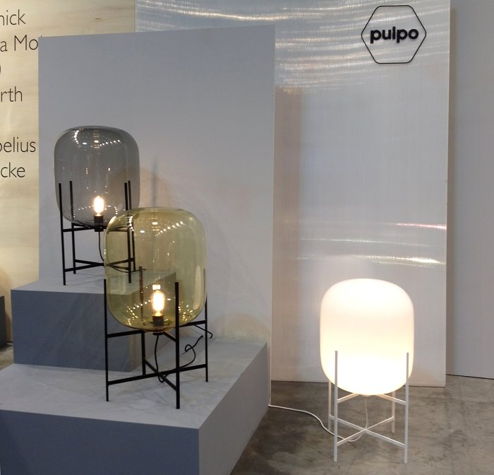Lampes pour Pulpo - Salone del Mobile 2014