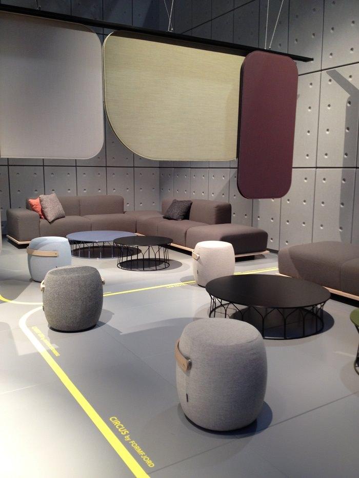 Les paravents signés Offecct   - Milan Design Week
