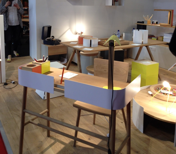 Stand Universo Positivo - Milan Design Week