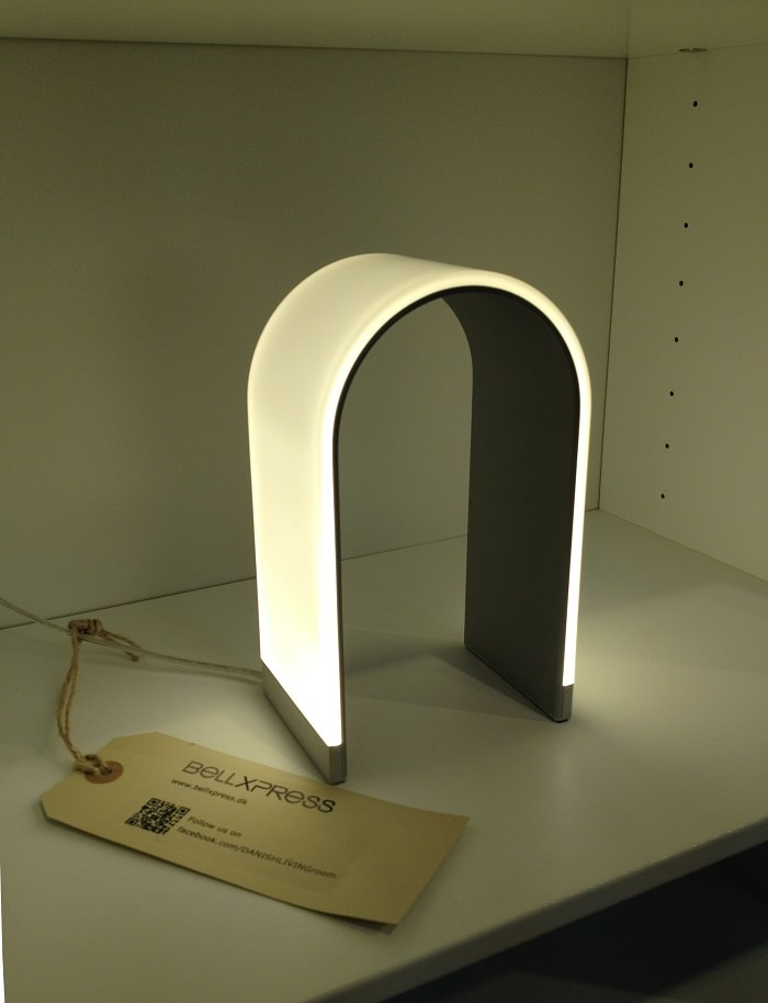 Lampe BellXpress, Danemark - Milan Design Week