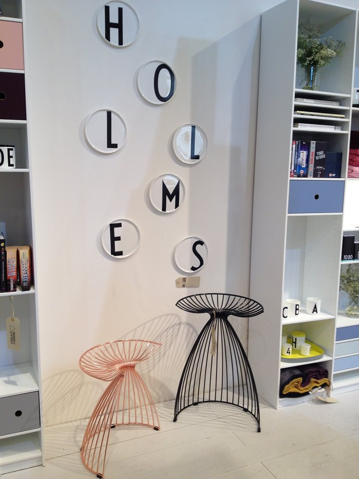 Tabourets AddInterior, Danemark - Milan Design Week