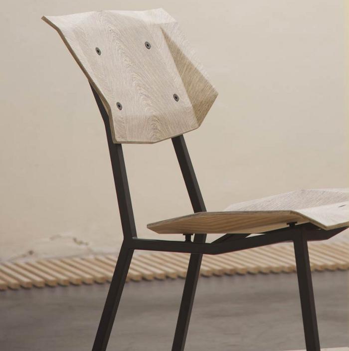 Chaise 114 par Mieke Meijer