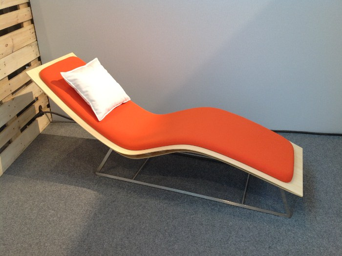Maison TURRINI: Collection BEE chaise longue