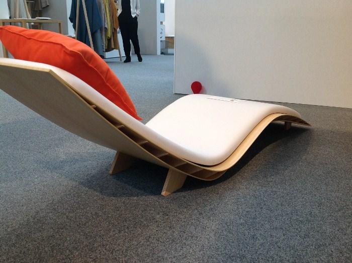 Maison TURRINI: Collection BEE chaise longue