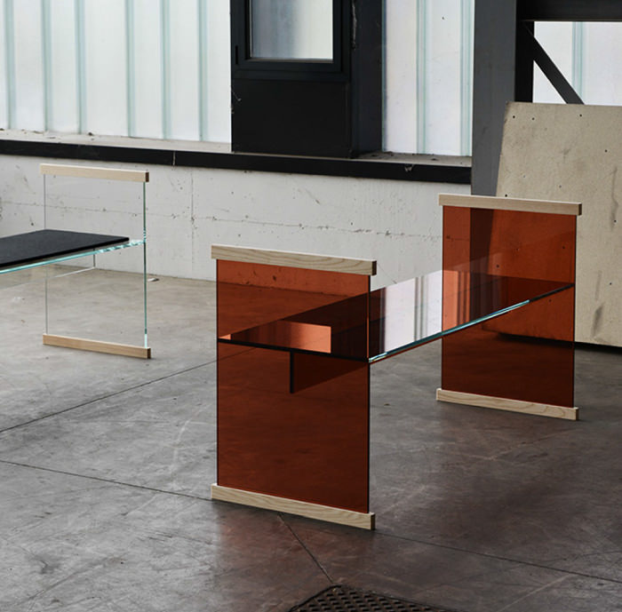 preview milan 2014 ronan et erwan bouroullec pour glas. Black Bedroom Furniture Sets. Home Design Ideas