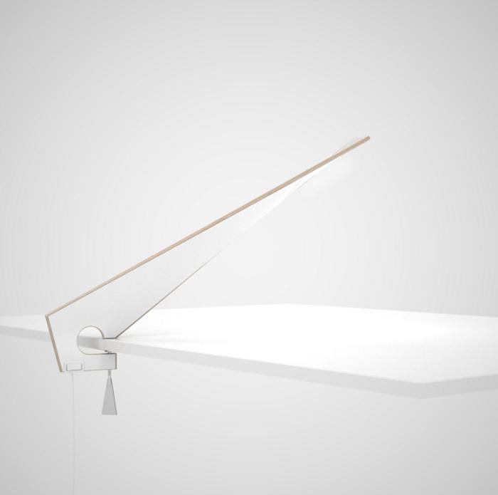 wing lampe de bureau oled par yurii cegla blog esprit design. Black Bedroom Furniture Sets. Home Design Ideas
