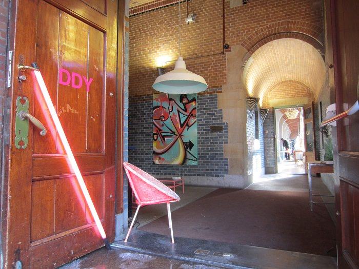TRAVEL visit in Amsterdam par Alix