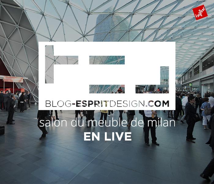 Salone del mobile Milan 2014 : Le Live