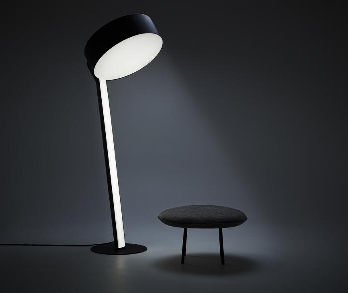 Luminaire Nod par Jonas Morten