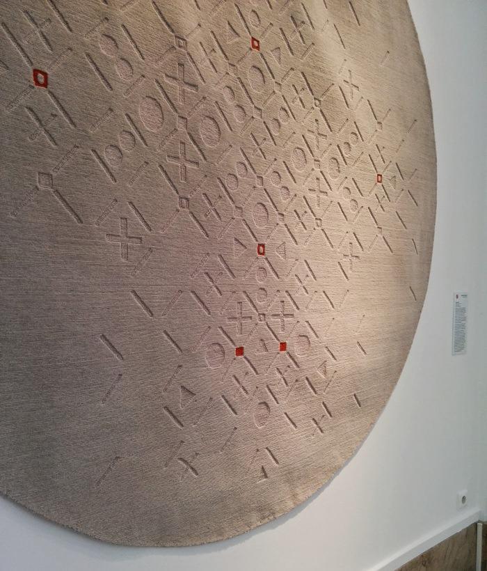Tapis Persy par Samuel Accoceberry