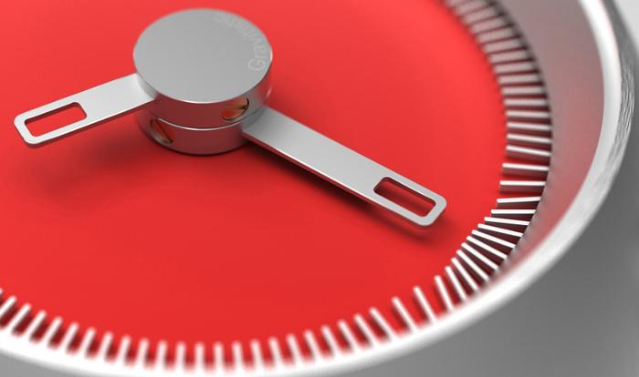 Gravitistic la montre magnétique par Jaemin Jaeminlee