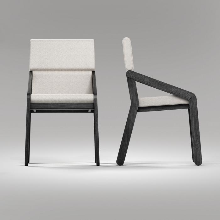 BASE light armchair le fauteuil par Redo Design