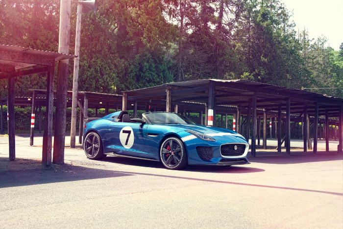 Concept Car 2013 - roadster F-Type Jaguar