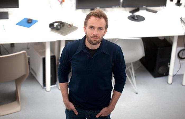 Interview Cedric Ragot Designer