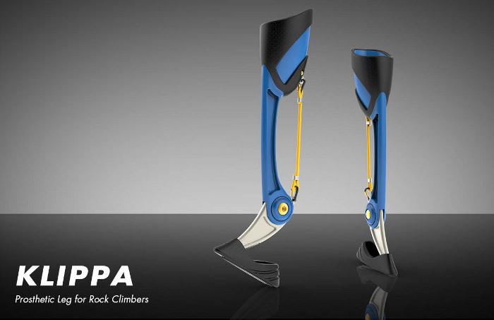 KLIPPA design sportif au service des grimpeurs