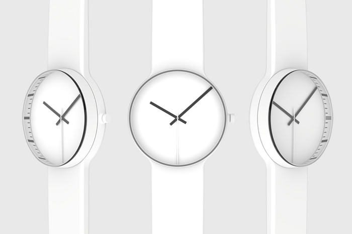 Moreless Watch par Mean Design Studio