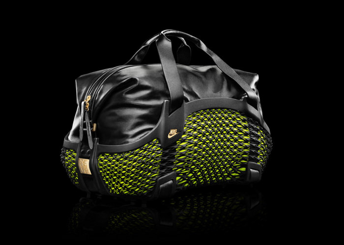 Nike Rebento Duffel collection imprimée en 3D pour le sport
