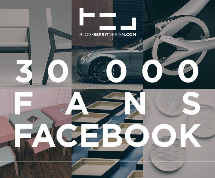 BED passe le cap des 30 000 Fans sur Facebook