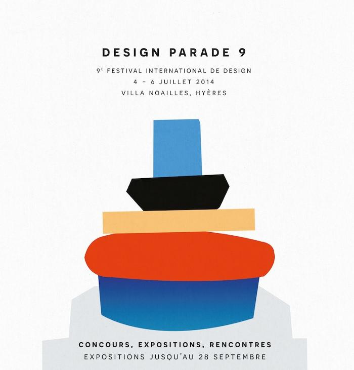 Design Parade 9 en approche