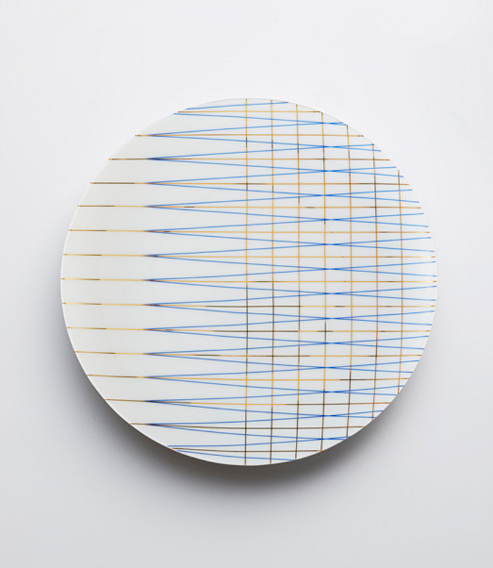 MIX AND MATCH les assiettes par Leslie David