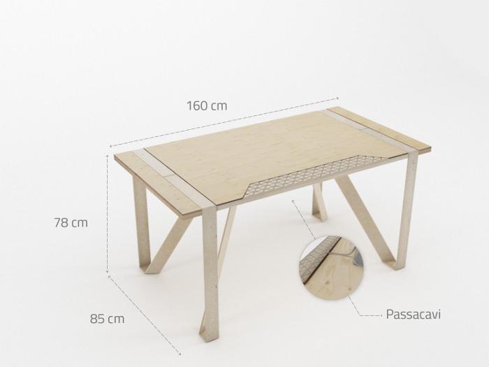 Mobilier recyclable PlayWood par Stefano Guerrieri