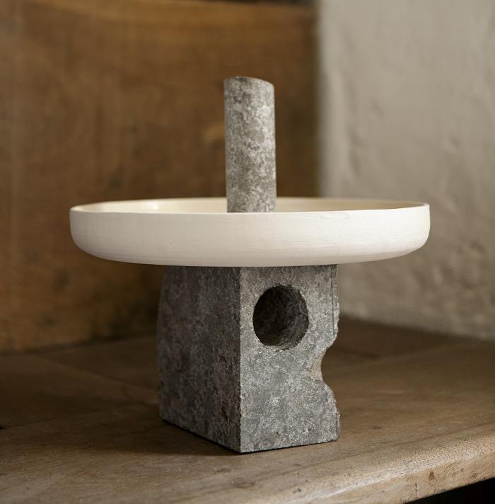 Neolithic le centre de table par Giulio Parini