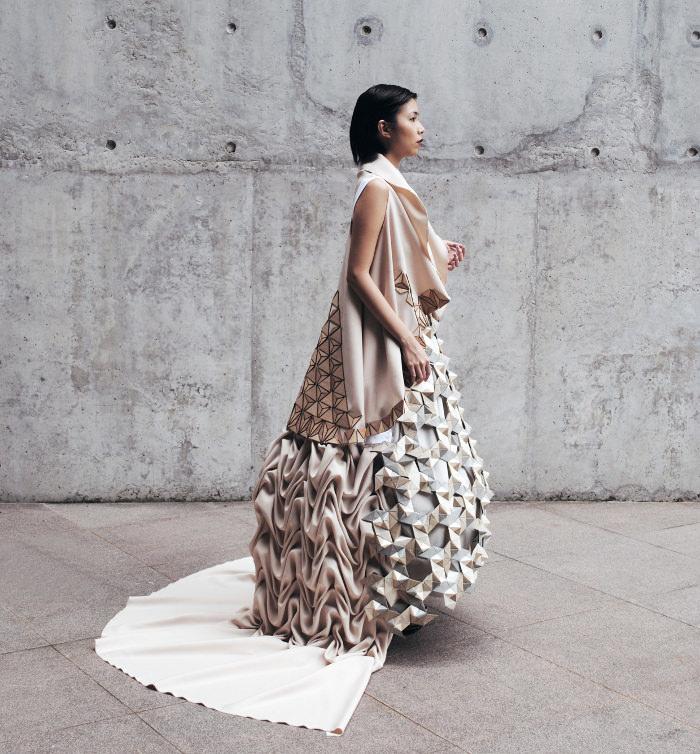 Terrain quand la mode rencontre le design