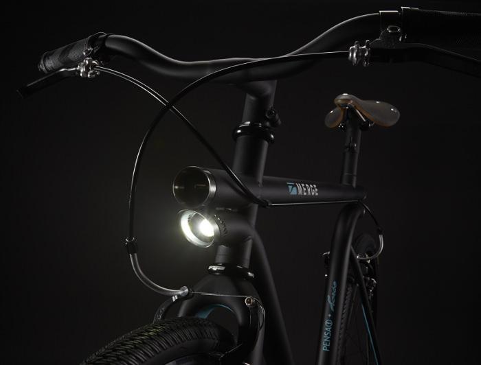 MERGE bike vélo design light lampe led