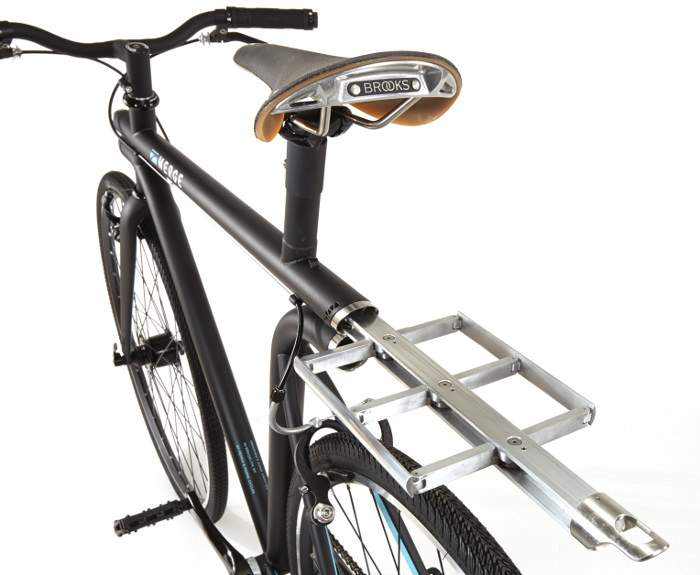 MERGE bike vélo design scelle porte bagage
