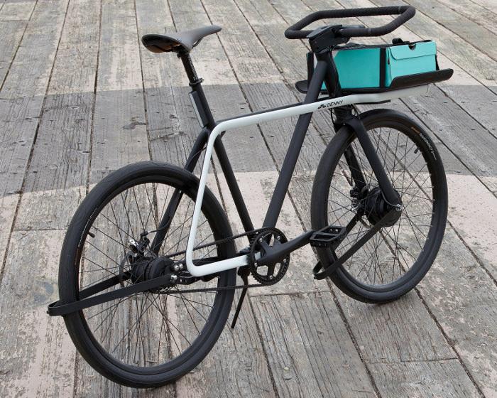 Denny  vélo bike design porte bagage
