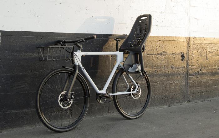 Vélo EVO projet siège enfant