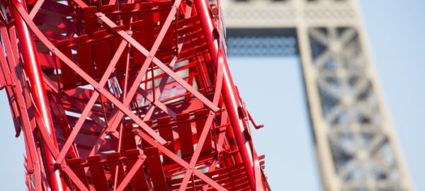 Une seconde Tour Eiffel par Fermob