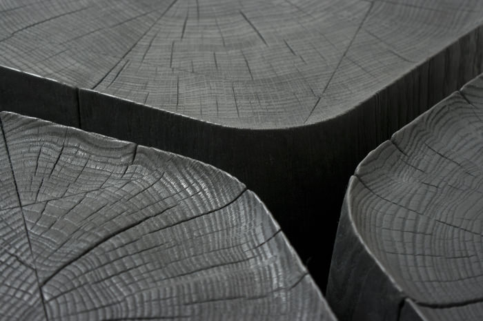 basalt tables basses en bois br l par normal studio. Black Bedroom Furniture Sets. Home Design Ideas