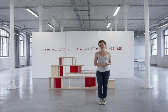 Chloe Guitton projet furniture mobilier design