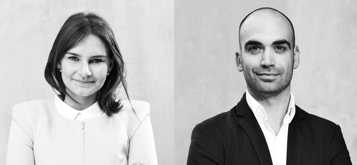 designers designbythem Nicholas Karlovasitis et Sarah Gibson australie