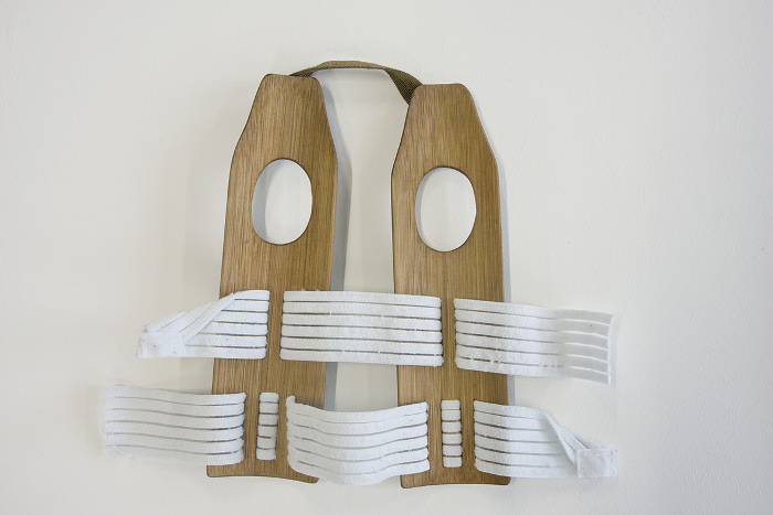 Projet Lea Romiszvili design prothèse