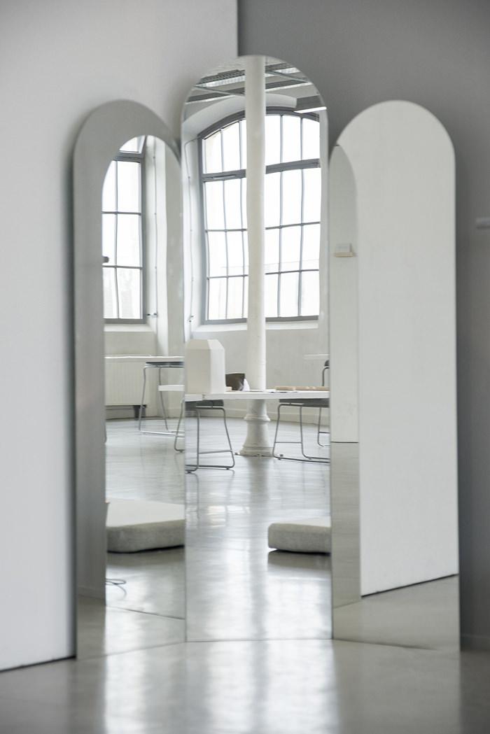 projet par Oceane Mabilon miroir design