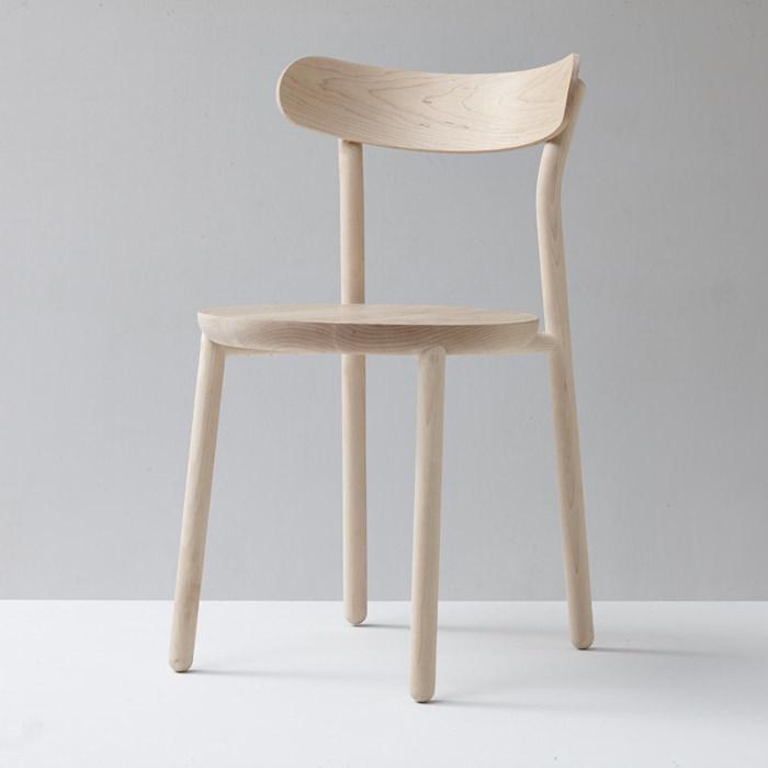 Häufig Them-Chair-chaise-design-bois-Nicholas-Karlovasitis-Sarah-Gibson  XL84