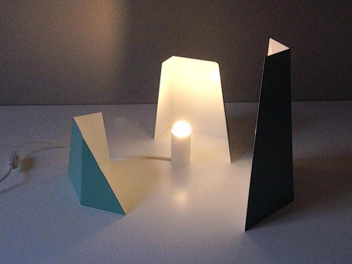 Coup de coeur PDW 2014 : La lampe FRAGMENT par Tamim Daoudi