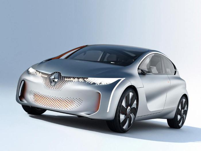 EOLAB le nouveau concept-car Renault innovant
