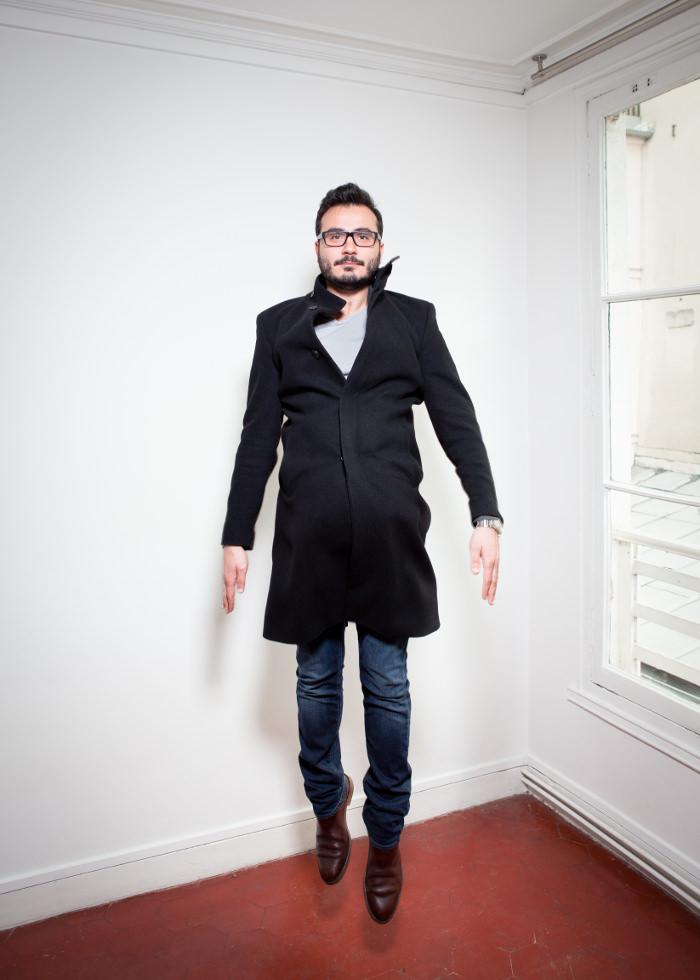 Designer Tamim Daoudi
