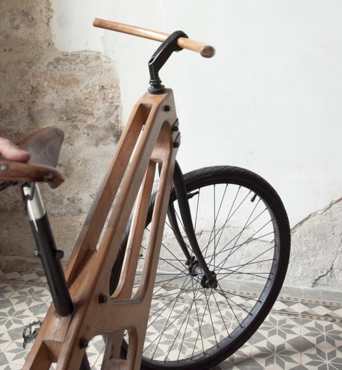 Bois Et Cuir Par Damien Beal Blog Esprit Design
