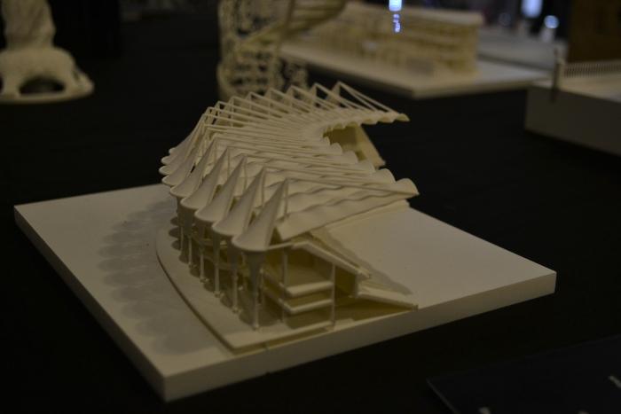 Architecture et maquette - Retour sur le 3D PrintShow Paris 2014