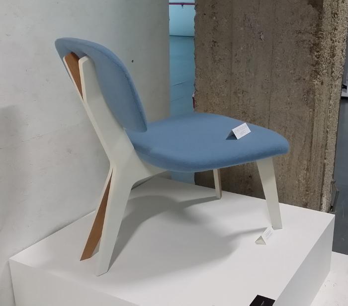 GASPARD, La nouvelle assise de Florent Degourc.