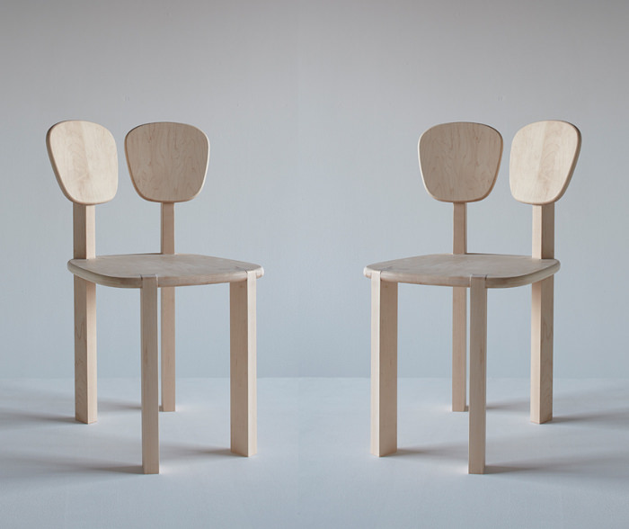 Rabbit Joint Chair design et détails par Ryan Yoon et Harc Lee