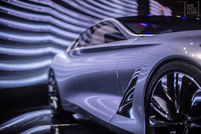Concept Car Q80 Infiniti - Retour sur le Mondial de l'automobile 2014 Paris