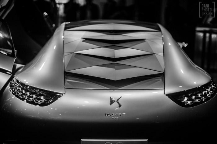 Divine DS Citroën - Retour sur le Mondial de l'automobile 2014 Paris